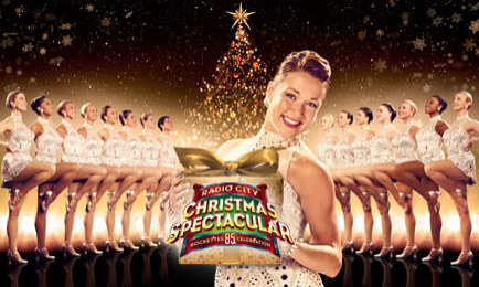 Radio City Christmas Spectacular w/ The Rockettes