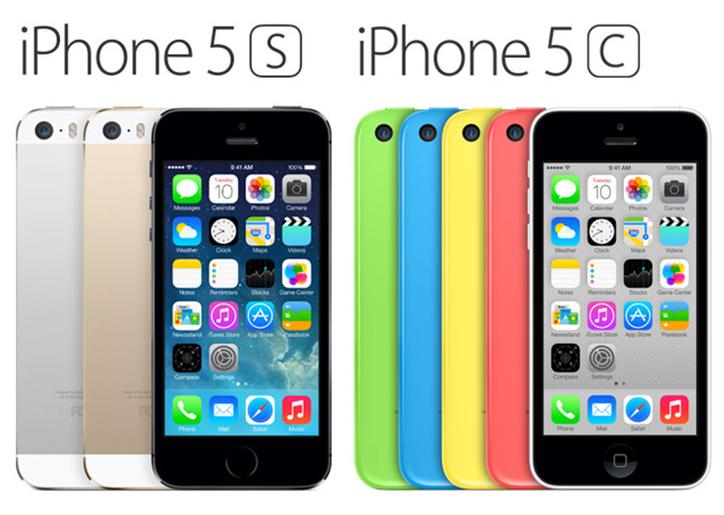 iphone5siphone5c