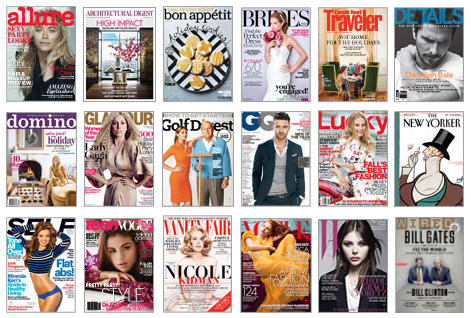 condenastmagazines