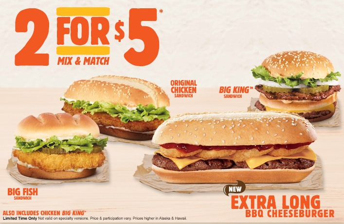 burgerking2for5mixandmatch2014