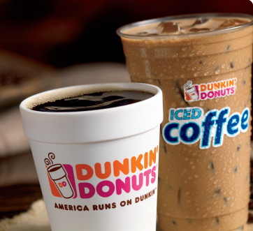 dunkindonutscoffee