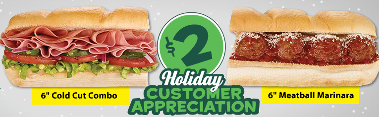 subway2dollarholidaycustomerapperciation