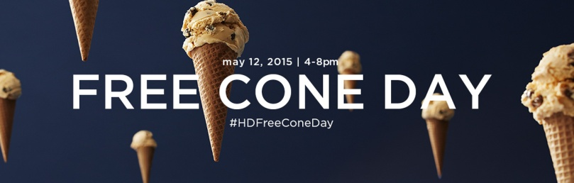 haagendazfreeconeday2015