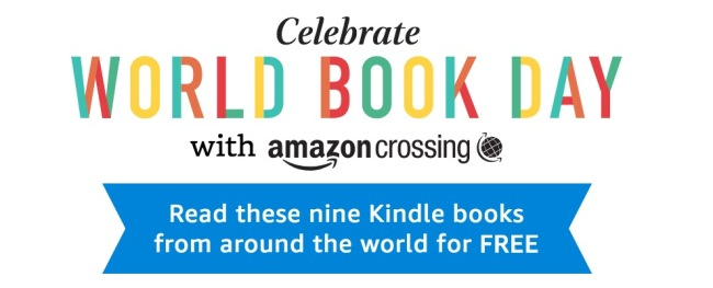 Amazon World Book Day