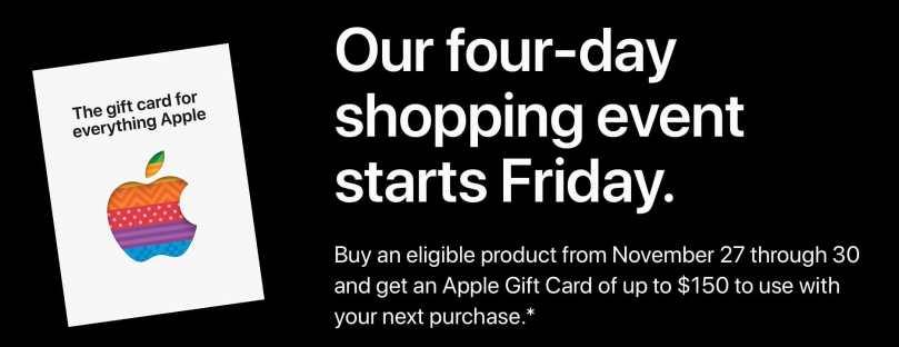 Apple Store Black Friday width=