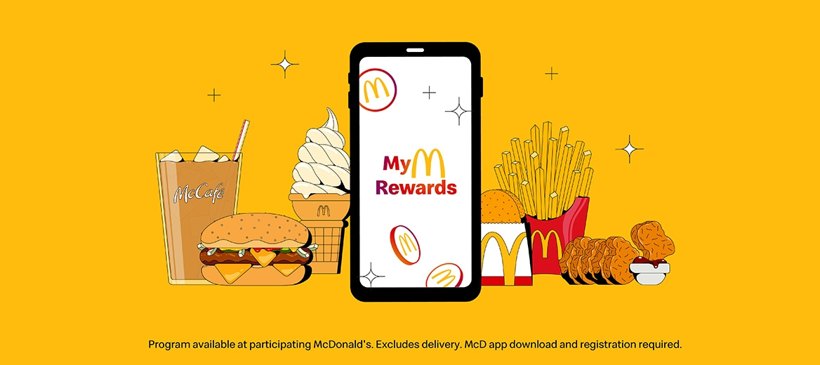 McDonald's Rewards